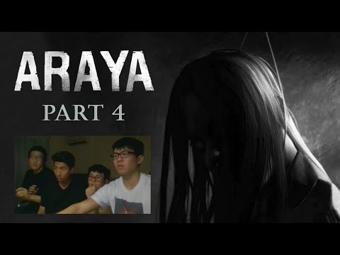 We Made it Out Alive | ARAYA Part 4