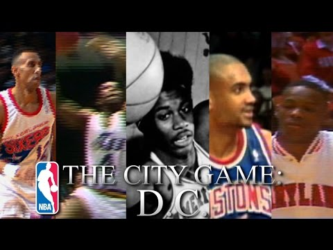 The City Game DC:  I Got My Five
