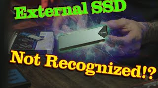 External Drive Not Recognized Windows 10 - SSK Nvme Enclosure Follow-Up