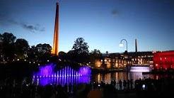 Onnea Tampere 240 vuotta!