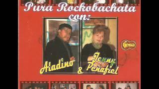 Aladino El Mago de la Rockola  y Jenny Peñafiel Penas y Contestacion