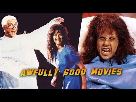 Repossessed  Awfully Good Movies 1990 Linda Blair, Leslie Nielsen