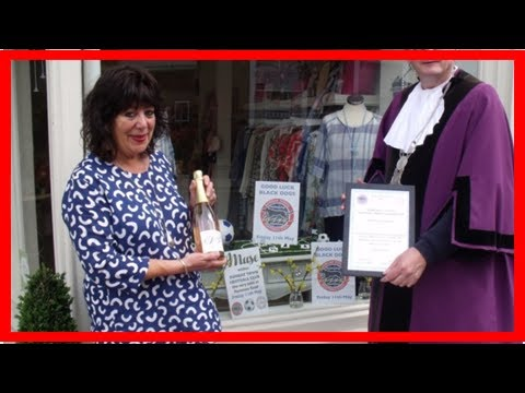 Breaking News | Ladies' fashion shop Muse wins Bungay window display competition