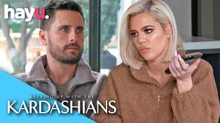 Heartbroken Khloé Worries Tristan Might Hurt Himself | Season 16 | Keeping Up With The Kardashians