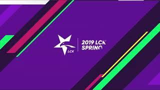 GEN vs KT Game 3   LCK 2019 Spring W3D2   GenG vs KT Rolster