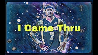 "Isaiah Thomas 2017-2018 Lakers Highlights- ""I Came Thru"" Ft. NBA Youngboy (HD)"