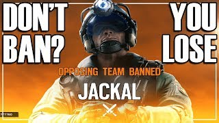 Jackal Is Still Too Strong - Rainbow Six Siege