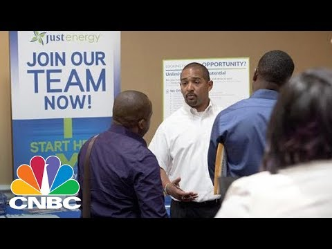 December Jobs Up 148,000 And Unemployment Rate At 4.1 Percent | CNBC
