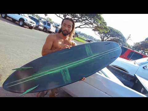 Emerick Surfboards, North Shore Hawaii