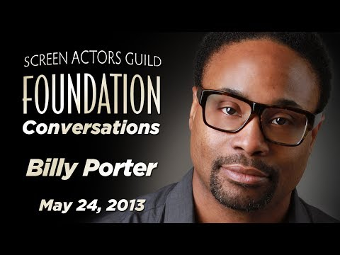 Conversations with Billy Porter