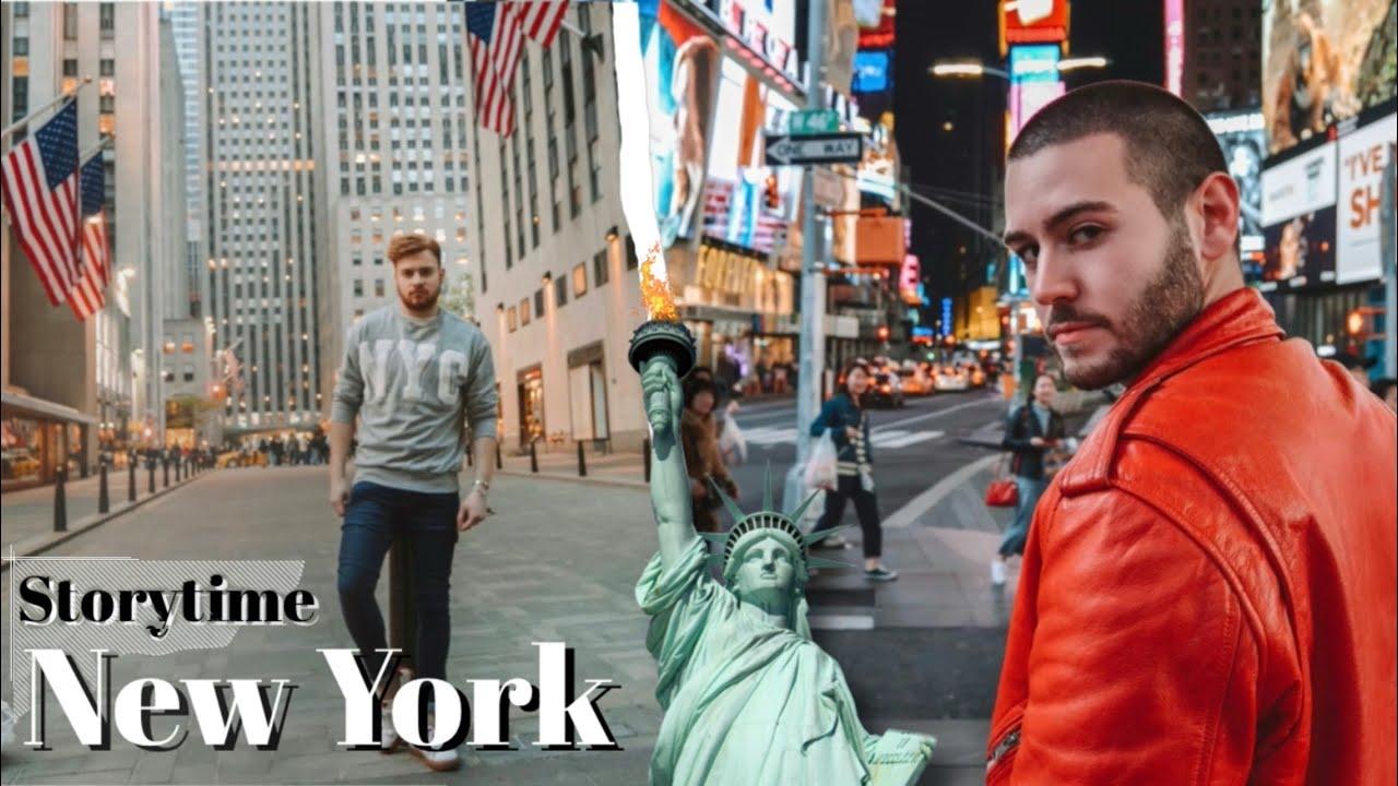 TUDO SOBRE A NOSSA VIAGEM A NOVA IORQUE *que nunca tínhamos contado*
