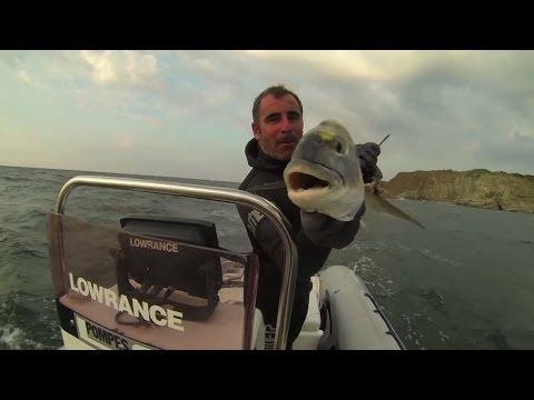 Chasse sous marine - Ithurriague Benjamin - FRANCE - Olivier Marticorena CSM au Pays Basque