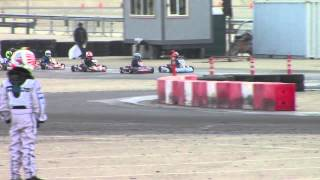 Big Crash-Kart Racing Action LAKC Feb  2014