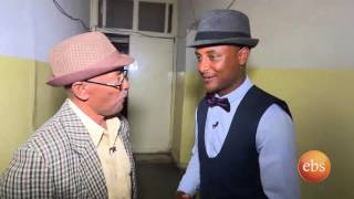 Coverage on Ethiopian Radio Institution - Tezetachin on EBS Season 5 Episode 02 | TV Show