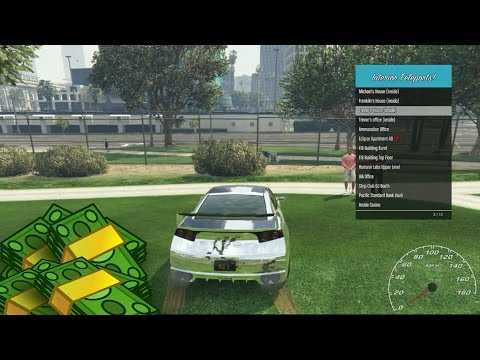 Gta mod menu download gameplay pc iv
