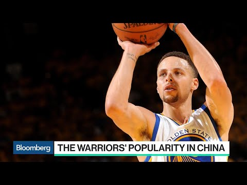 Golden State Warriors' Welts on Partnerships, New Arena
