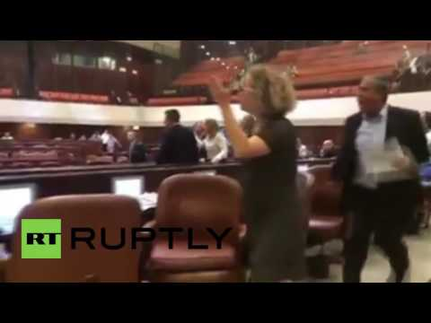 Israel: Tensions spark in Israeli Knesset after deputy calls IDF soldiers 'murderers'