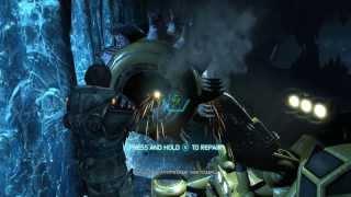 lost planet 3 pc gameplay radeon 7970 max settings hi res cinematics dlc