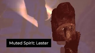 Muted Spirit: Lester, Experimental Video Art and Music by Collin Thomas