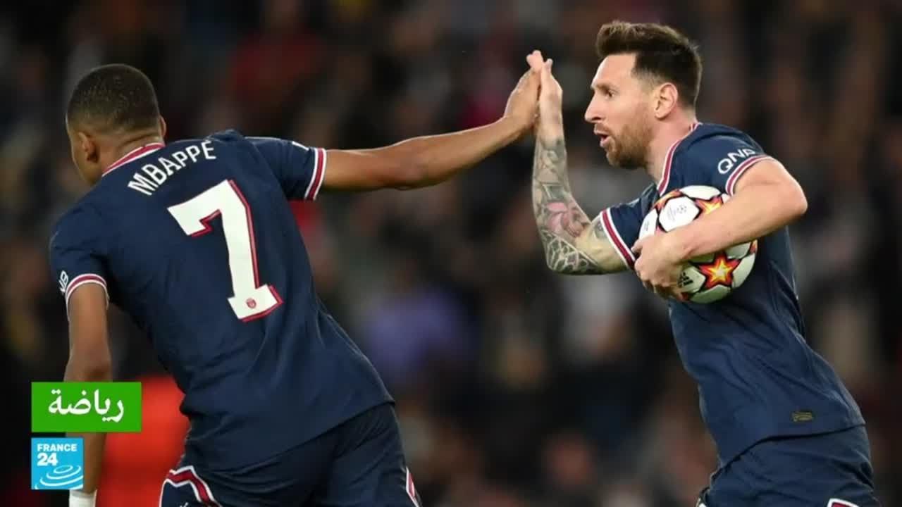 دوري أبطال أوروبا: باريس سان جيرمان يقلب تأخره ويفوز على لايبزغ بنتيجة 3-2  - 11:56-2021 / 10 / 20