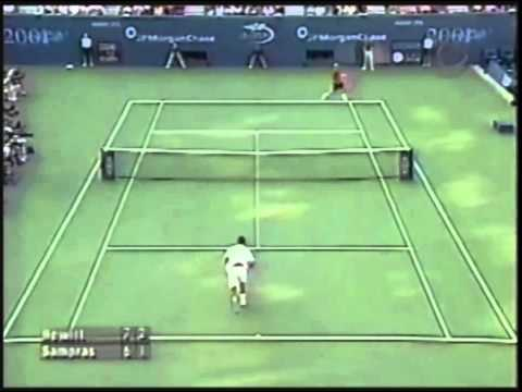 Lleyton Hewiit wins the 2001 US Open against Pete Sampras - Match Highlights
