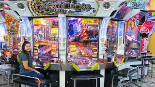 HUGE Japanese Coin Pushers!!!