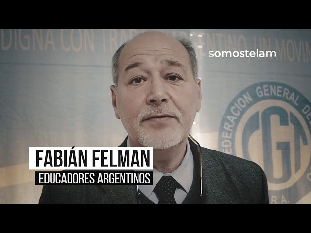 Marcha por Télam: Fabián Ferman invita a movilizarse