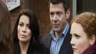 Coronation Street: Carla Connor Scenes - 23rd January 2009