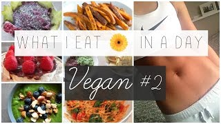 what i eat in a day 2   hclf vegan healthy   vegan teen