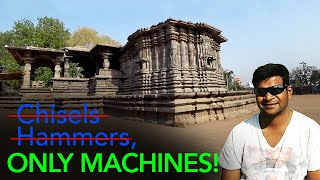 1000 Pillar Temple - Impossible Ancient Technology Found?