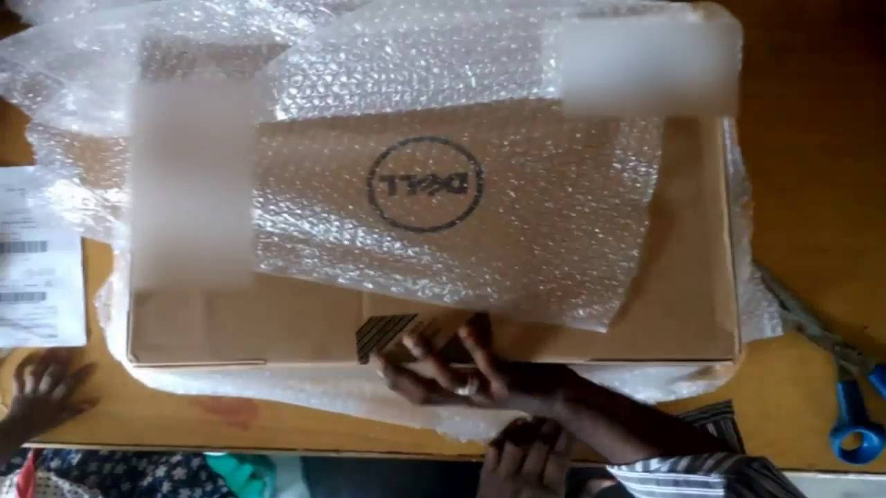 Open the Dell Vostro 3650 box. Dell Vostro 3650 unboxing. - YouTube