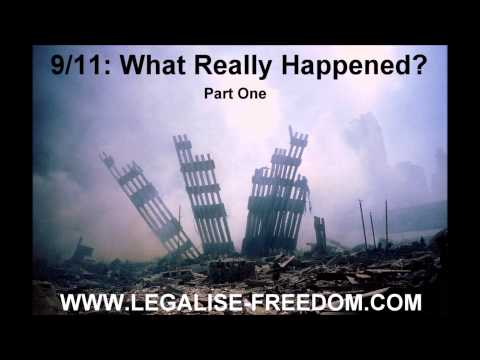 Courtney Brown - 911: What Really Happened? Part One
