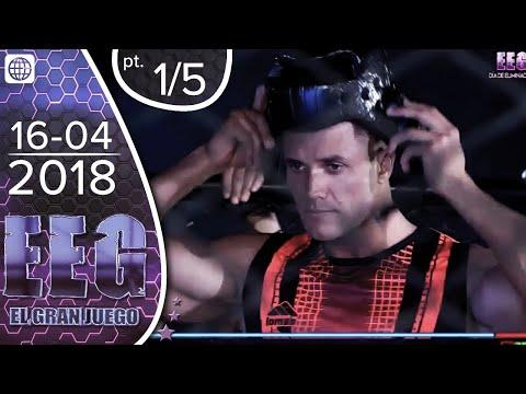 EEG El Gran Clásico - 16/04/2018 - 1/5