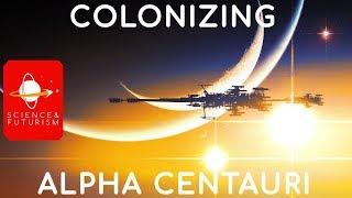 Video Outward Bound: Colonizing Alpha Centauri download MP3, 3GP, MP4, WEBM, AVI, FLV Agustus 2018