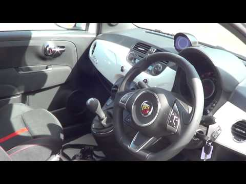 USED FIAT 500 ABARTH 135 BHP DV13HLU 85 MILES £14000 Sturgess Group