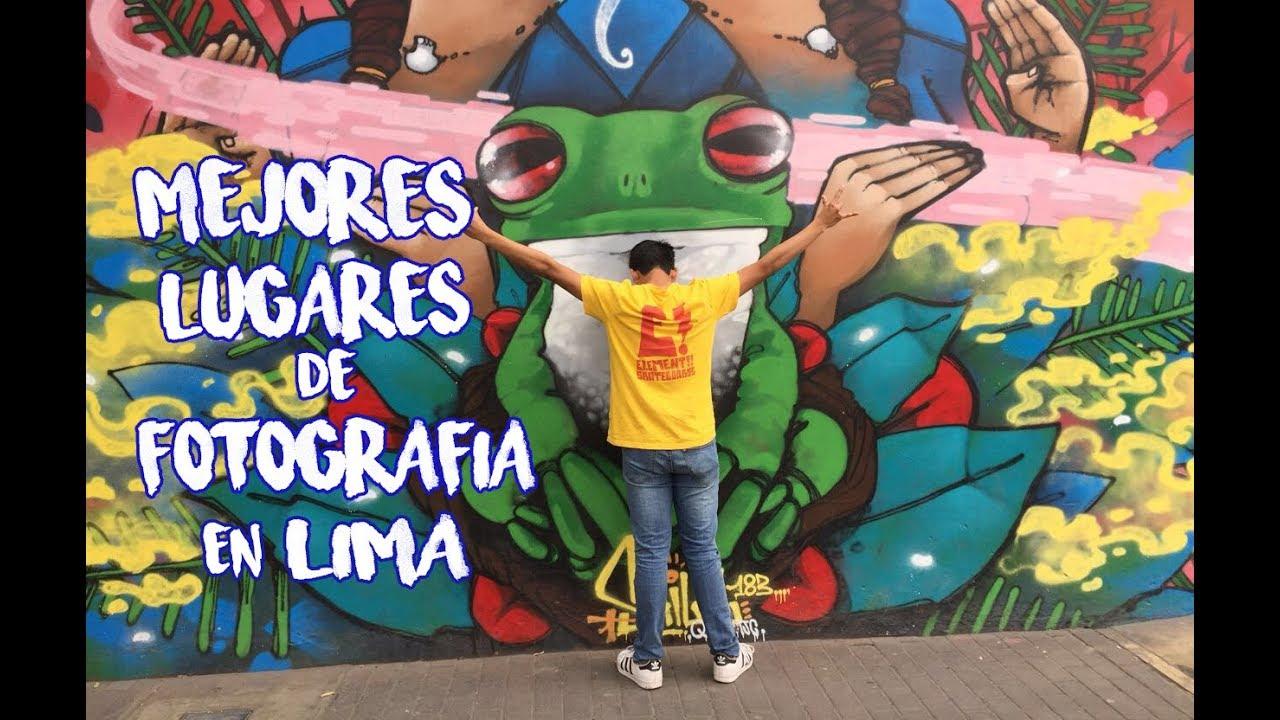 Mejores Lugares De Fotografia En Lima Ft Efraindebarrio L Hey