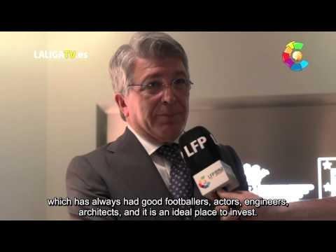 Enrique Cerezo on the #LFPWorldChallenge in the USA