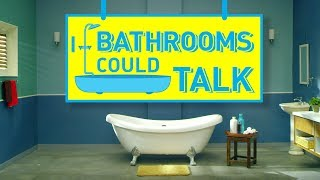 If Bathrooms Could Talk | Being Indian