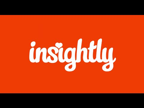 Insightly Onboarding Video, for Admin Managers by Simplifilm