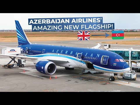 TRIPREPORT | AZAL - Azerbaijan Airlines (ECONOMY) | Boeing 787-8 | London Heathrow - Baku