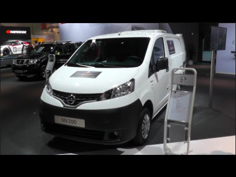 f97d0aa28e Nissan NV200 Refrigerated Van 2015 In detail review walkaround Interior  Exterior - YouTube