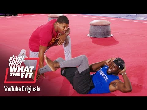Go For Gold | Kevin Hart: What The Fit | Laugh Out Loud Network
