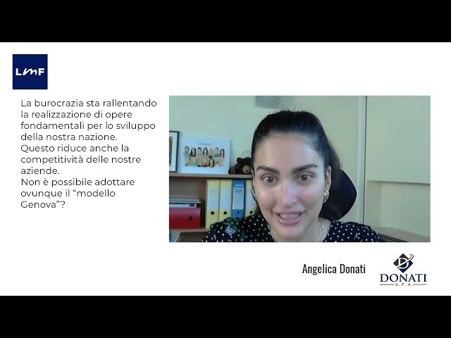 La burocrazia è un rallentatore dello sviluppo - Angelica Donati (Donatii)