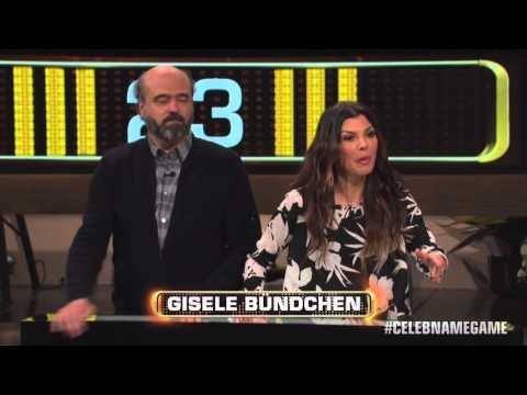 AWESOME 20K WIN w Ali Landry & Scott Adsit  Celebrity Name Game
