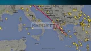 report tv nj or para se t zhdukej avioni i egyptair kaloi mbi shqipri
