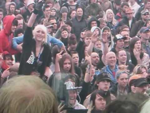Black Veil Brides - Fallen Angels (while being bottled) - Download 2012