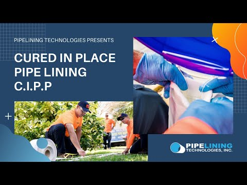 Trenchless Pipe Repair: Pipe Lining 101 | Pipelining Technologies, Inc.