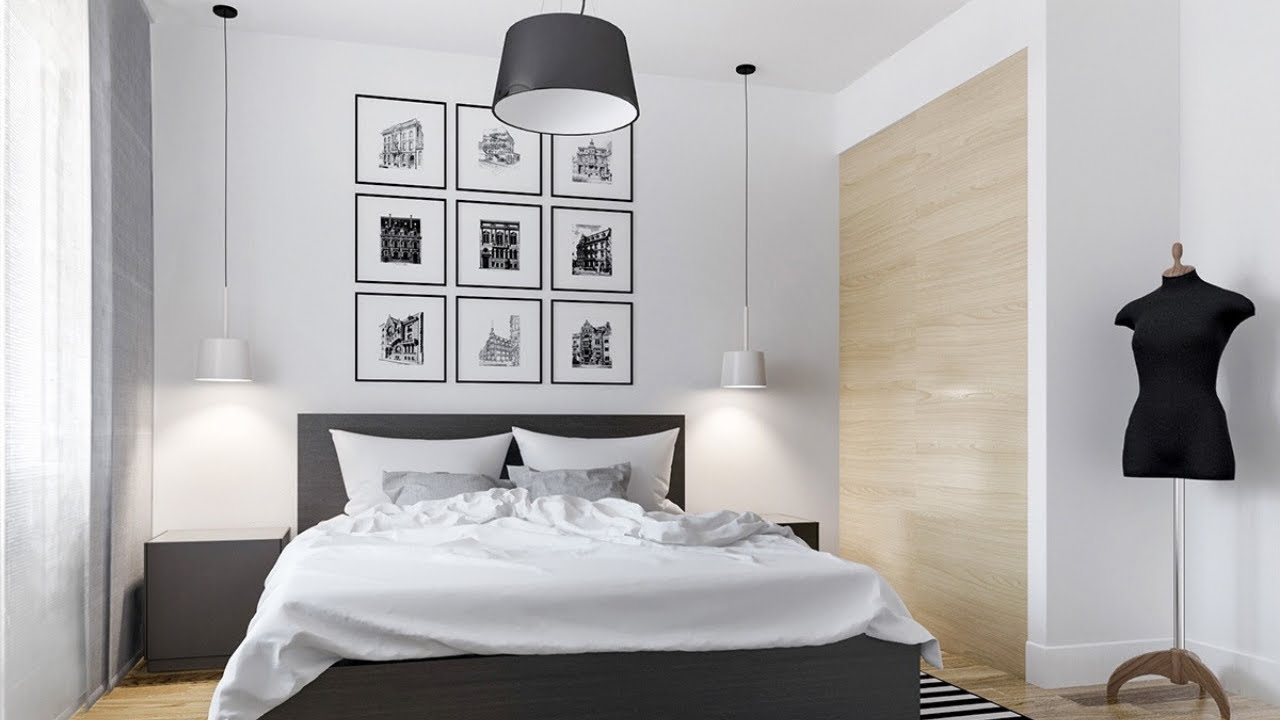 65 Fabulous Black And White Bedroom Ideas Black And White Bedroom Ideas With Accent Color Youtube