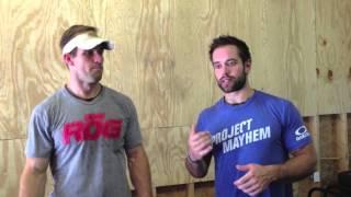6-14-13 Project Mayhem - Essential Garage Gym