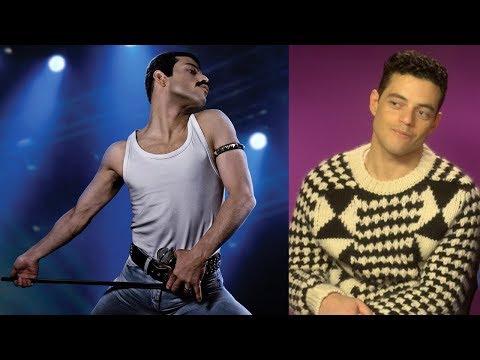 "Rami Malek: ""This one move really made me feel like Freddie Mercury"""